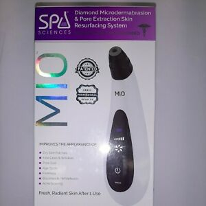 Spa Sciences MIO Diamond Microdermabrasion & Pore Extraction Skin Resurfacing