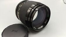 + KENLOCK-Mc tor MC f=135mm 1:2.8 Camera Lens Pentax K Fit Mount EXCELLENT/NICE