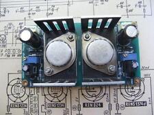 Dual Voltage regulator 2N3055 PCB, TDA1541,PCM58,PCM63,AD1862, 300B, 45, 2A3