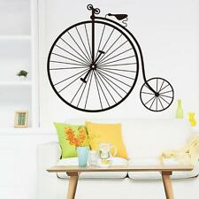 Wall Paper Classic Bicycle Wall Sticker for Living Room Bedroom Decor