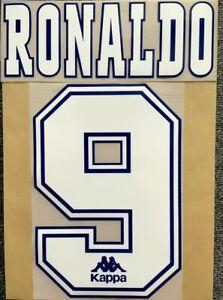 Flocage Maillot Barcelone 1996/1997 Ronaldo