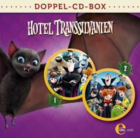 HOTEL TRANSSILVANIEN - HOTEL TRANSSILVANIEN-DOPPEL-BOX  2 CD NEU