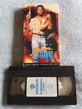 Hurricane Smith (1992) - VHS Tape - Action - Carl Weathers - Jürgen Prochnow