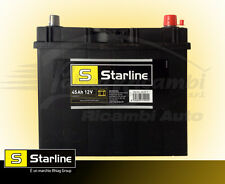 BATTERIA AUTO STARLINE BASL45JPT 45AH 330A POLO +DX