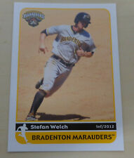 STEFAN WELCH - 2012 Bradenton Marauders - Adelaide Bite- Aussie Baseball League