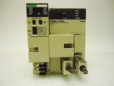 Omron SYSMAC C200HX Programmable Controller w / CLK21 Link Unit