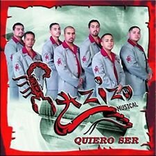 Mazizo Musical Quiero Ser CD  New