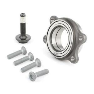 For Audi A4 B8 Saloon/Estate 2008-2015 Front Hub Wheel Bearing Kit