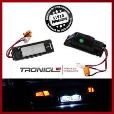 LED Kennzeichenbeleuchtung Peugeot 106 207 307 308 406 407 508 607 806 807 1007