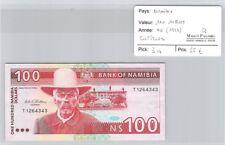 BILLET NAMIBIE - 100 DOLLARS (1993) - KARLSSON - RARE