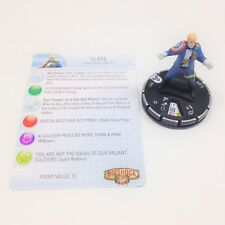 Heroclix Bioshock Infinite set Slate #013 Gravity Feed figure w/card!