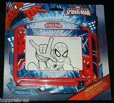 Marvel Spider-Man Magique Tableau Aimant Artiste Scribbler