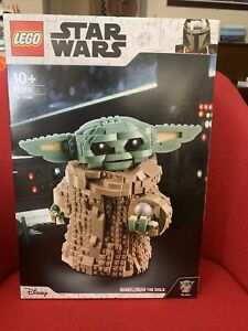 LEGO 75318 Star Wars Mandalorian The Child (brand new sealed) Stock Ready 2 Post