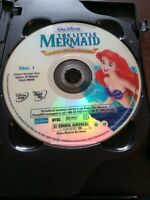 Walt Disney's The Little Mermaid - 2 Disc Special Edition - Platinum Edition DVD