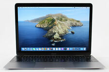 "12"" Apple MacBook Retina 1.3GHz Core M 8GB RAM 256GB SSD Space Gray 2015 + WTY!"