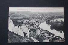 Carte Postale Ancienne CPA PETIT-ANDELY - Vue d'ensemble sur Château-Gaillard