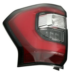 NEW OEM 18-21 Ford Expedition Genuine LED Tail Lamp Light LEFT Rear Driver Side