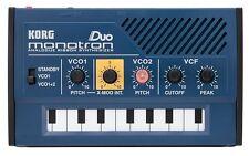 KORG Monotron Duo Analogue Ribbon Synthesizer Analog Synth