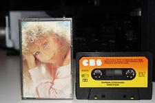 Barbara Streisand Emotion/Cassette/Tape/Album/1984/100% Play Tested