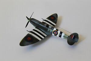 1/48 Spitfire Mk IXe Model Kit Built Painted Tamiya D-Day