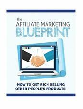 Affiliate Marketing Blueprint | EBOOK | FREE SHIPPING