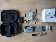 DJI Mini 2 Kamera Drohne +3 Akkus und Ladehub Neuwertig