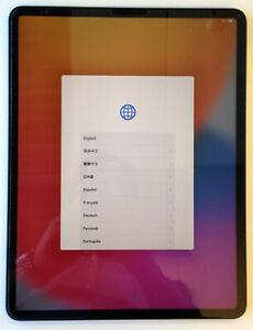 Apple iPad Pro 4th Gen. 256GB, Wi-Fi, 12.9 in - Space Gray