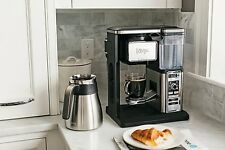 Coffee Maker system with Hot and Over Ice Carafe Coffee Bar Thermal System