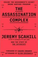 The Assassination Complex: Inside the Government's Secret Drone-ExLibrary