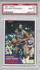 1981-82 TOPPS #35 LEONARD ROBINSON PSA 10 GEM MINT LOW POP 10