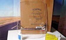 Wind Vest 10-1242C  Windshield, 14in. x 16in. Clear FREE Bottle Novus Cleaner Y2