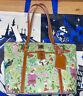 Disney Parks 2021 Robin Hood Artist Series Tote Bag Dooney & Bourke New Cute!