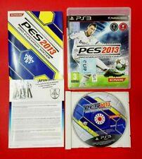 PES 2013 - Pro Evolution Soccer 2013 - PLAYSTATION 3 - USADO - MUY BUEN ESTADO
