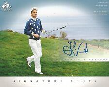 2005 Upper Deck SP Signature Golf JESPER PARNEVIK Signed 8x10 Autograph