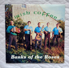 WRC Records Irish Coffee Banks Of The Roses lp, VERY RARE, NO HOLE MARKS, NM!