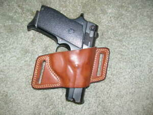 Bianchi Belt Holster S&W 469 669 6906 Right  GC 120220