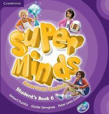 SUPER MINDS AMERICAN ENGLISH LEVEL 6 STUDENT'S BOOK WITH DVD-ROM by...