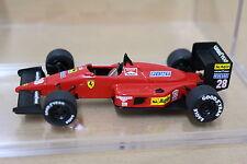 Ferrari F1 87 G. Berger GP Japan #28 1:43 TAMEO Kits handbuilt handmade PC Box