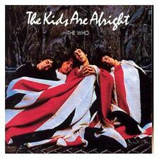 The Who The Kids Are Alright Original Soundtrack CD NEW SEALED Roger Daltrey