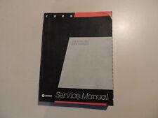 Service manual Werkstatthandbuch Dodge Ramcharger Truck D W 100 250 350  1985