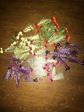 Variety Pack Of Fishing Fly Jigs 1/32oz 50 Count