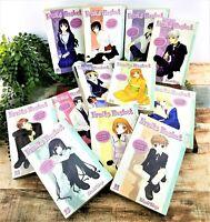 Tokyopop Fruits Basket Shojo Manga Vol 2-19 English OOP RARE Natsuki Takaya READ
