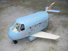 Ancien avion poupée BARBIE avec ses éléments jouet vintage old toy plane