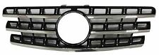 Mercedes Benz W164 ML Class 2009-2011 Front Grille Chrome & Black ML550 ML350