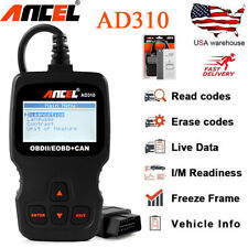 AD310 OBD2 Code Reader Scanner Automotive Check Engine Fault Diagnostic Tool