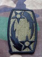 Army Abzeichen Aufnäher 69 Air Defense Artillery Brigade Neuwertig