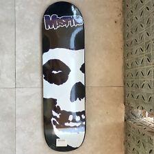 MISFITS VISION NOS Skateboard Pool Deck Near Mint Fiend Club Samhain Danzig ALVA
