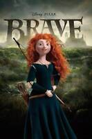 """AS NEW"" Brave (Disney Pixar Brave), Disney, Book"