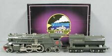 Mth 10-1058 Standard Gauge 400E Steam Locomotive with Ps/Box