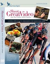 Blue Crane Training DVD: Shoot Great Video with Nikon DSLR